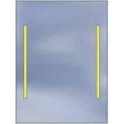 Lustro LED Standard 50x70 2520lm 3000K Liniowe