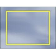 Lustro LED Standard 80x60 5880lm 3000K Liniowe