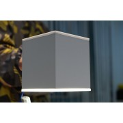 LED wall lamps Kubik White