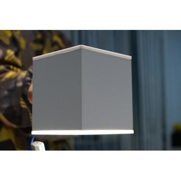 LED wall lamps Kubik White