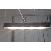 Linear PowerLED light bar lamp 50cm black