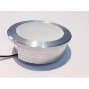 Lampa LED meblowa ALU biała ciepła