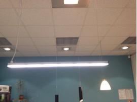 LineaLED 1m zmienna barwa światła - biała