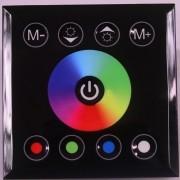 Sterownik LED RGBW manualny 16A Black