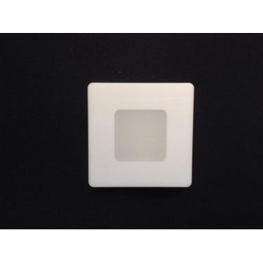 Power Square LED Floor lamp Warm White