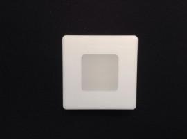 Kwadrat Power Square White Biały neutralny