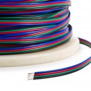 Przewód zasilający RGB 1mb